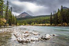 Free Alberta, Banff, Canada Royalty Free Stock Image - 109890006