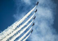 Free Aerobatics, Aeroplanes, Air Stock Photography - 109890432