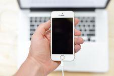 Free Apple, Blur, Cellphone Royalty Free Stock Image - 109890646