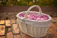 Free Basket, Brick, Wall Royalty Free Stock Photography - 109891087