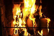 Free Ash, Blaze, Bonfire Stock Image - 109891481