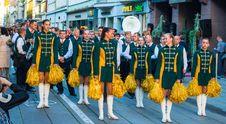 Free Band, Celebration, Costumes Royalty Free Stock Photography - 109891667
