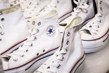 Free Classic, Close-up, Converse Stock Images - 109891684