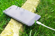 Free Cable, Cellphone, Connection Stock Image - 109891711