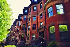 Free Apartments, Architecture, Boston Royalty Free Stock Photography - 109891837