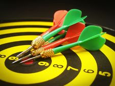 Free Accuracy, Aim, Board Royalty Free Stock Images - 109891859
