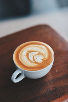 Free Beverage, Caffeine, Cappuccino Royalty Free Stock Photo - 109891925