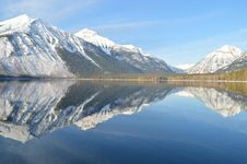 Free Reflection Of Mountains In Lake Against Sky Royalty Free Stock Photography - 109892737