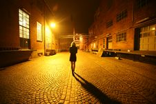 Free Alone, Architecture, Blond Royalty Free Stock Photos - 109892998