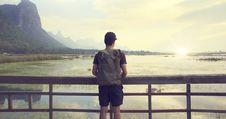 Free Background, Backpack, Backpacker Stock Image - 109893481