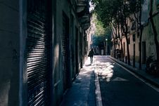 Free Alley, Architecture, Background Royalty Free Stock Photos - 109893558