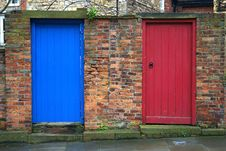 Free Brickwalls, Doors, Entrance Stock Photo - 109893600