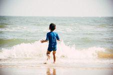 Free Beach, Boy, Child Royalty Free Stock Photo - 109894435
