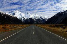 Free Adventure, Altitude, Asphalt Royalty Free Stock Image - 109894756