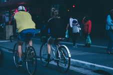 Free Bicycles, Bikes, City Stock Photography - 109895192
