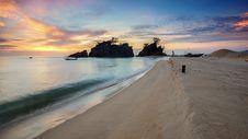 Free Beach, Beautiful, Boat Stock Photography - 109895592