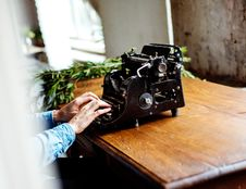 Free Analogue, Ancient, Antique Stock Photo - 109895630