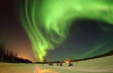 Free Alaska, Atmosphere, Aurora Royalty Free Stock Photos - 109896188