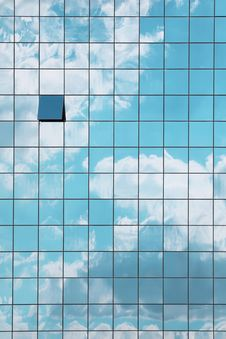 Free Building, Clouds, Facade Royalty Free Stock Photos - 109896228