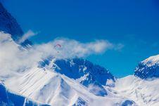 Free Adventure, Altitude, Blue Stock Photography - 109897122