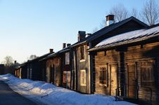 Free Architecture, Bungalows, Chimneys Royalty Free Stock Photography - 109897207