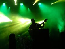 Free Backlit, Band, Bass Stock Photography - 109897292