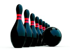 Free Ball, Bowling, Entertainment Stock Photos - 109899333
