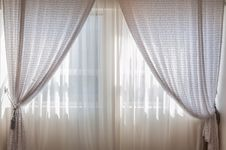 Free Contemporary, Cozy, Curtain Royalty Free Stock Photography - 109899797