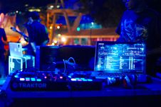 Free Audio, Mixer, Dj Stock Photography - 109899802