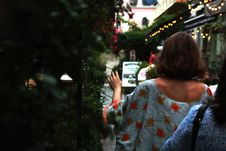 Free Adult, Blur, Christmas Stock Photos - 109900543