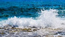 Free Beach, Crash, Daylight Stock Photography - 109900702