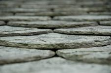 Free Background, Close-up, Cobblestones Royalty Free Stock Image - 109900836