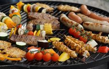 Free Barbecue, Bbq, Beef Royalty Free Stock Photography - 109901247