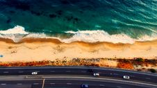Free Aerial, View, Beach Royalty Free Stock Images - 109901299
