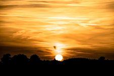 Free Abendstimmung, Afterglow, Atmospheric Stock Photos - 109901313