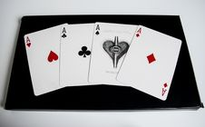 Free Ace, Bet, Blackjack Royalty Free Stock Photos - 109901408