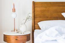 Free Bed, Bedroom, Comfort Stock Photo - 109901750