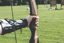 Free Adult, Archery, Club Stock Photography - 109902022