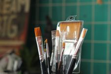 Free Art, Materials, Supplies Stock Photography - 109902132
