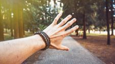 Free Bracelet, Bracelets, Guy Royalty Free Stock Photography - 109902257
