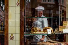 Free Adult, Baker, Breads Stock Photo - 109902900