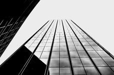 Free Architecture, Black-and-white, Building Stock Image - 109903001