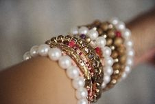 Free Accessory, Arm, Beads Royalty Free Stock Images - 109903029