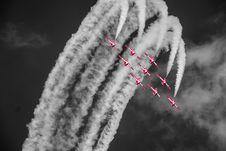 Free Aerobatics, Aeroplane, Aircrafts Stock Photos - 109903653