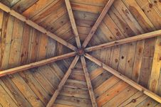 Free Wooden Ceiling Royalty Free Stock Images - 109903679