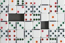 Free Dominos, Dots, Fun Royalty Free Stock Photos - 109904068