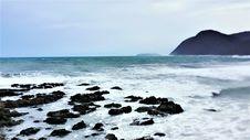 Free Beach, Clouds, Coast Stock Photography - 109904552