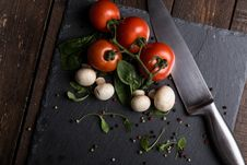 Free Chopping, Board, Ingredients Royalty Free Stock Photos - 109904968