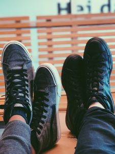 Free Classic, Converse, Fashion Stock Photo - 109904990