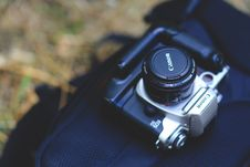 Free Canon Camera Stock Images - 109905104